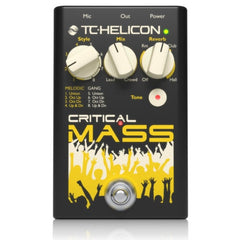 TC HELICON CRITICAL MASS CHOIR PEDAL