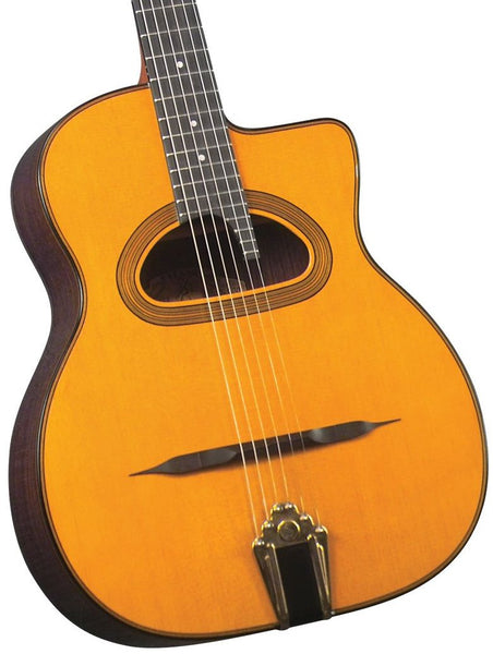 GITANE D-500 - D HOLE GYPSY GUITAR