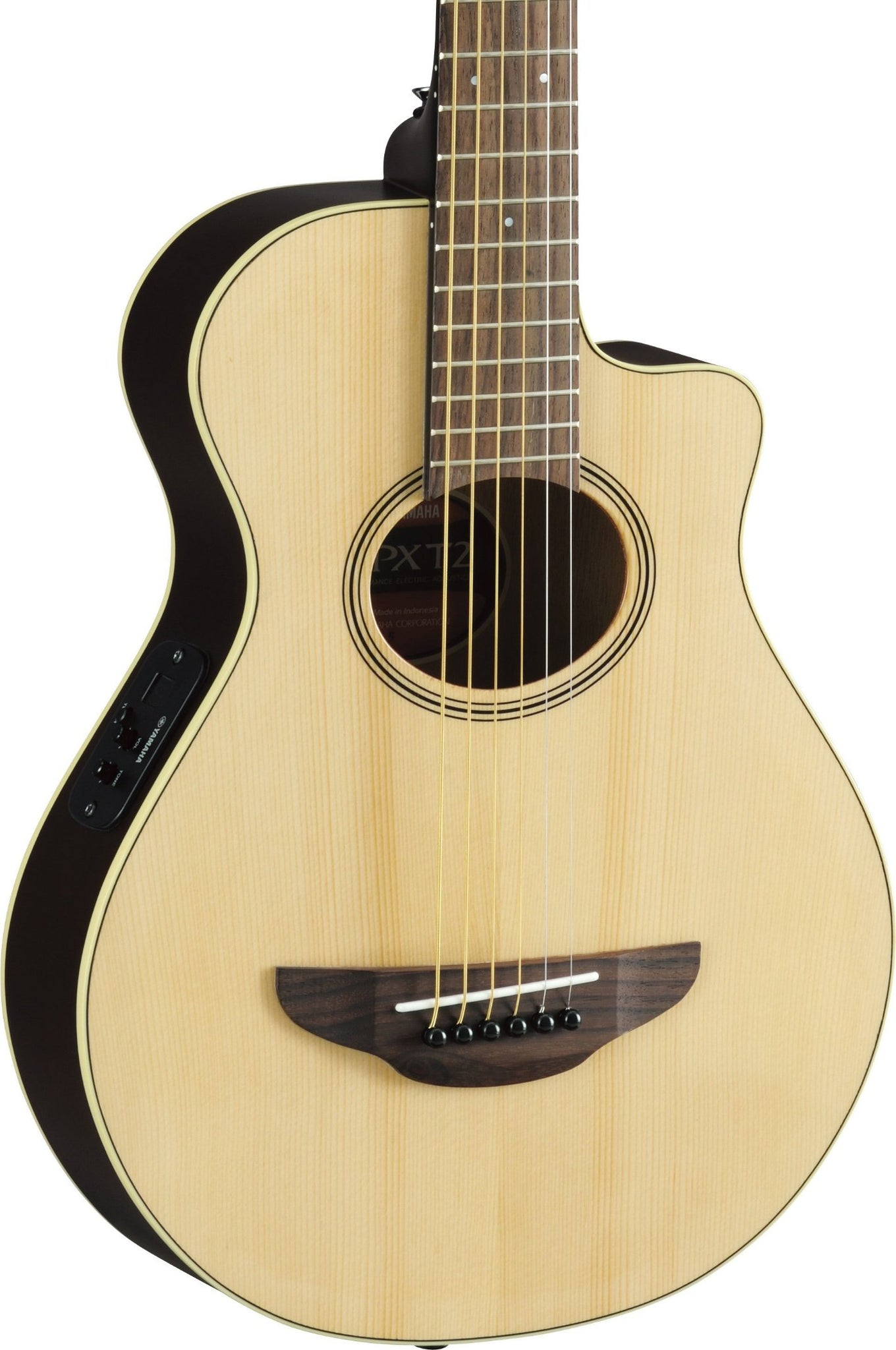 YAMAHA APXT2 - TRAVEL ACOUSTIC GUITAR NATURAL