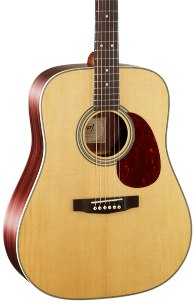 CORT EARTH 80 ACOUSTIC DREADNOUGHT - NATURAL SATIN