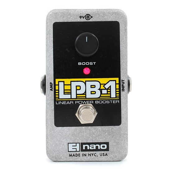 ELECTRO HARMONIX NANO - LPB-1 LINEAR POWER BOOSTER
