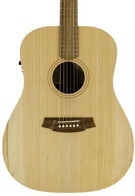 COLE CLARK FAT LADY 1E - BUNYA TOP QUEENSLAND MAPLE BACK AND SIDES