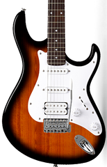CORT G110 ELECTRIC GUITAR - 2 TONE SUNBURST