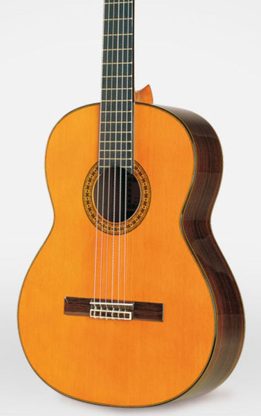 ESTEVE MODEL 8 - SPRUCE TOP LEFT HANDED ALL SOLID CLASSICAL