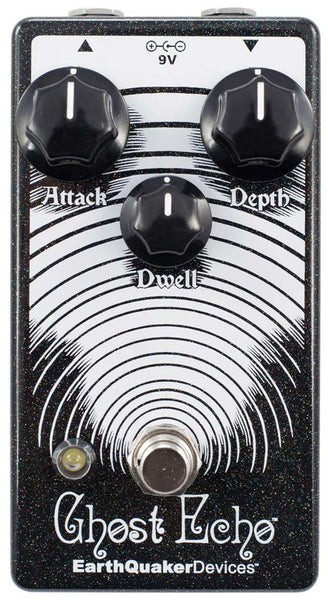 EARTHQUAKER DEVICES GHOST ECHO - VINTAGE VOICED REVERB