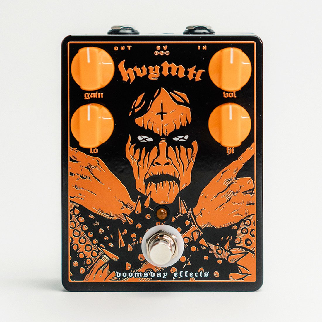 DOOMSDAY EFFECTS HVY MTL DISTORTION