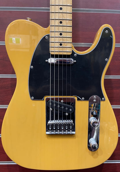 FENDER PLAYER TELECASTER - MN BUTTERSCOTCH PRE-LOVED