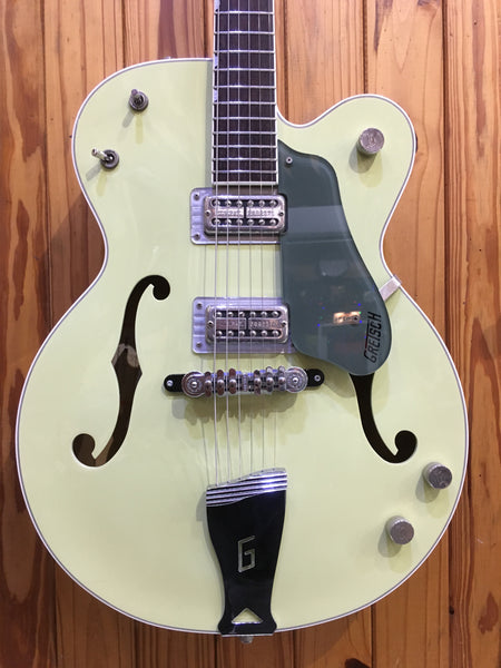 GRETSCH G6118 ANNIVERSARY - SMOKE GREEN PRE-LOVED