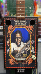 GROOVE ART CIGAR BOX GUITAR 'ROBERT JOHNSON'