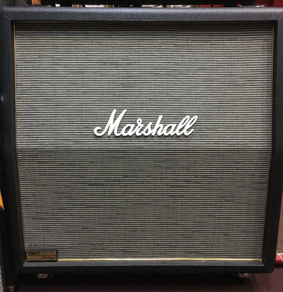 MARSHALL 1960AV SPECIAL EDITION CAB TUXEDO FINISH