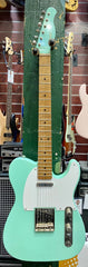XOTIC CALIFORNIA CLASSIC XTC-1 SURF GREEN w/ MATCHING HEADSTOCK - #754