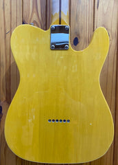 FENDER MIJ TRADITIONAL 50S TELE - BUTTERSCOTCH BLONDE LEFT HANDED PRE-LOVED