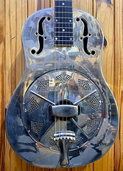 NATIONAL RESOPHONIC STYLE O 12 FRET REPLICON RESONATOR