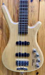 WARWICK ROCKBASS CORVETTE BASIC 4- BASS - NATURAL