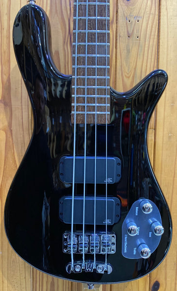 WARWICK ROCKBASS STREAMER STD 4-STRING - BLACK