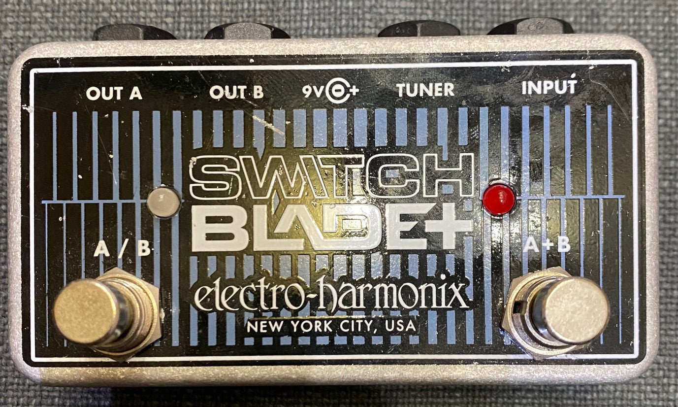ELECTRO HARMONIX SWITCHBLADE+ NANO ABY PRE-LOVED
