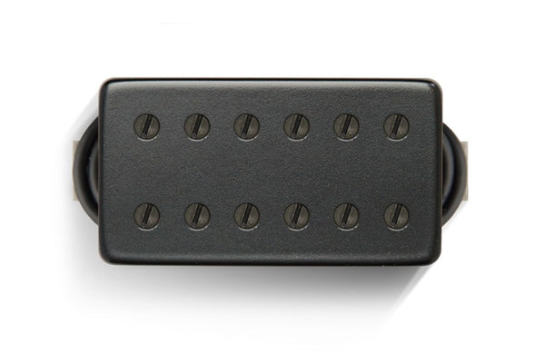 BARE KNUCKLE PICKUPS - JUGGERNAUT HB -  SET (BLACK COVERS)
