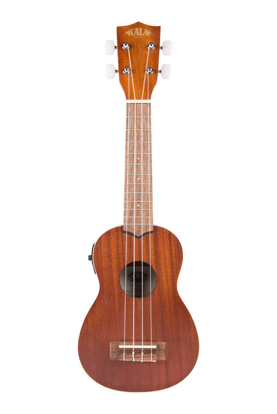 KALA KA-SE SOLID TOP SOPRANO UKULELE WITH PICKUP