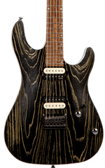 CORT KX300 ETCHED BLACK GOLD