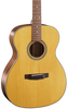 CORT L100-O OM ACOUSTIC - NATURAL SATIN