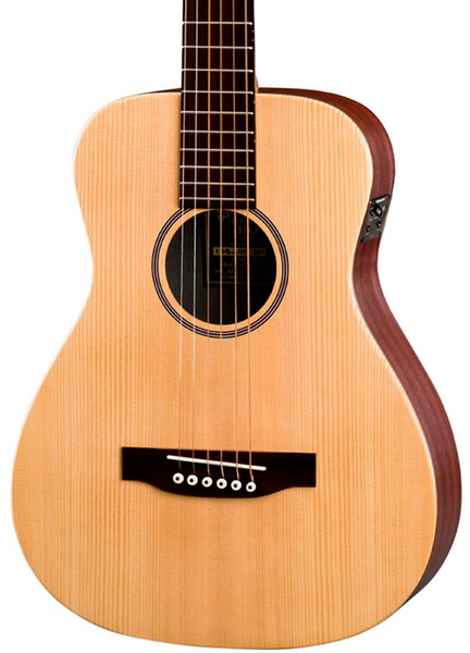 MARTIN & CO LX1E- LITTLE MARTIN TRAVELLER LEFT HAND