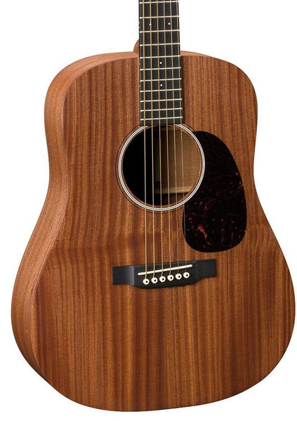 MARTIN & CO DJR10 - DREADNOUGHT JUNIOR SAPELE MAHOGANY