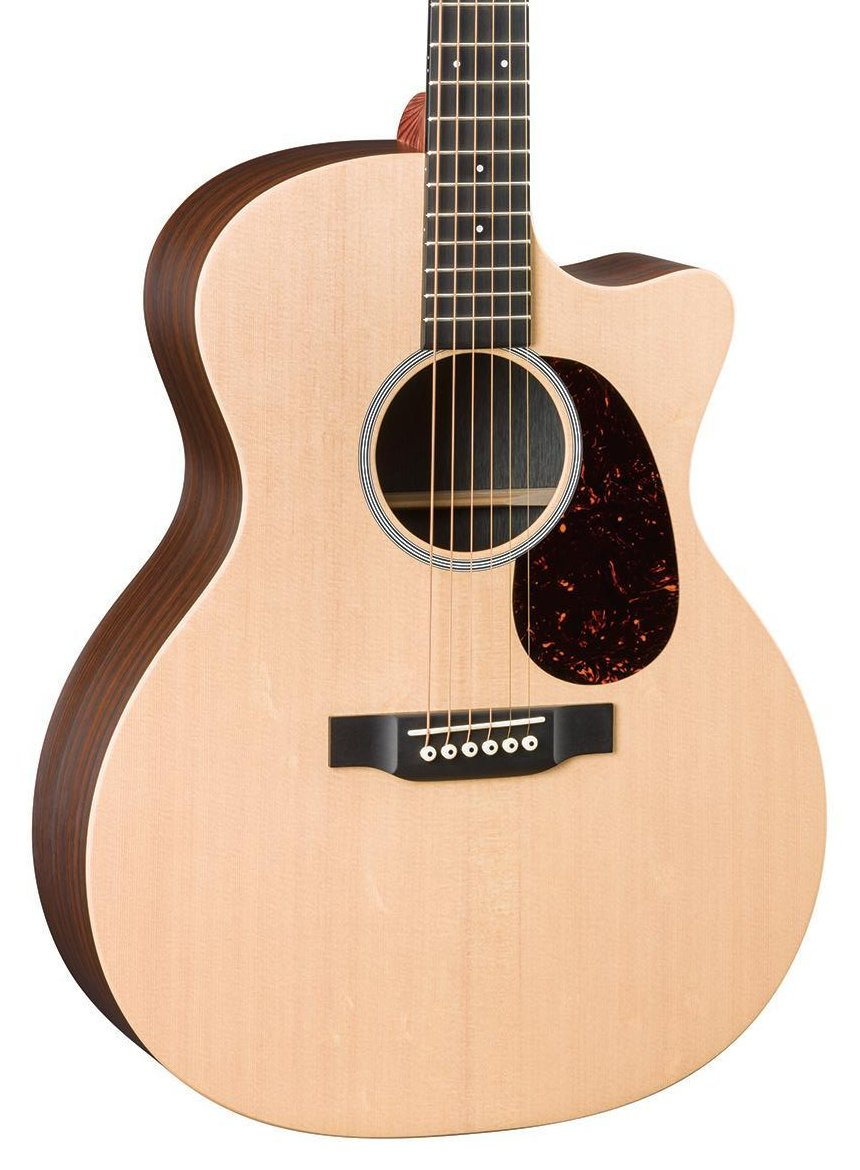 MARTIN & CO GPCX1RAE - SOLID TOP W/ ROSEWOOD