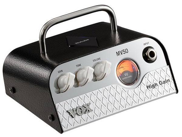 VOX MV50-HG - HIGH GAIN COMPACT GUITAR AMP HEAD