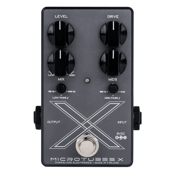 DARKGLASS MICROTUBES X - MULTIBAND BASS DISTORTION