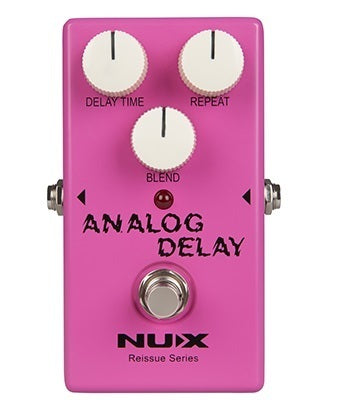 NUX ANALOG DELAY PEDAL