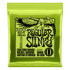 ERNIE BALL REGULAR SLINKY 10 - 46 NICKEL WOUND STRINGS