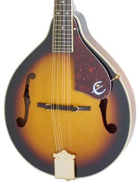 EPIPHONE   A-STYLE MANDOLIN  ANTIQUE SUNBURST - MM30S