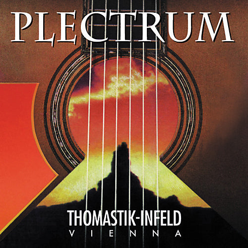 THOMASTIK PLECTRUM BRONZE ACOUSTIC STRINGS AC111 - 11-50