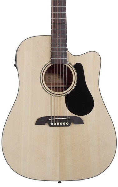 ALVAREZ REGENT SERIES RD26CE - DREADNOUGHT WITH PICKUP