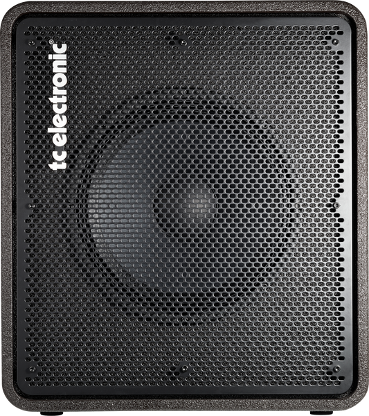 "TC ELECTRONIC RS115 BASS SINGLE 15"" CABINET"