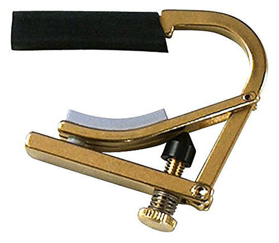 SHUBB PARTIAL CAPO C7B BRASS