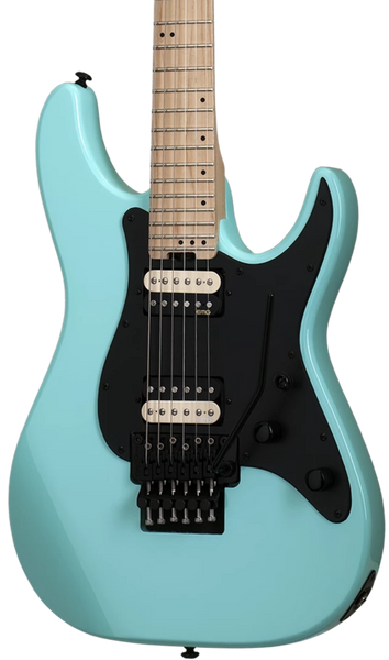 SCHECTER SUN VALLEY SUPER SHREDDER FR SURF GREEN