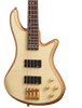 SCHECTER STILETTO CUSTOM 4 STRING NATURAL