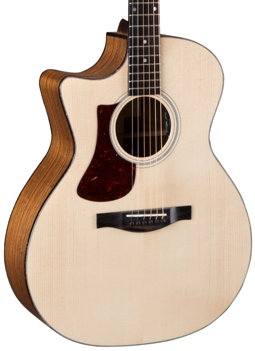 EASTMAN AC222LCE - GRAND AUDITORIUM - LEFT HANDED