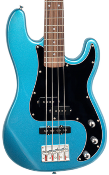 ESSEX PJ ELECTRIC BASS - LAKE PLACID BLUE