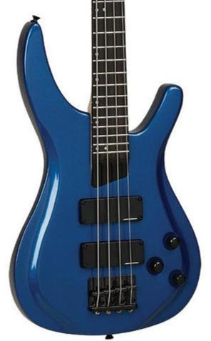 TANGLEWOOD TE4BL 4-STRING BASS - METALLIC BLUE