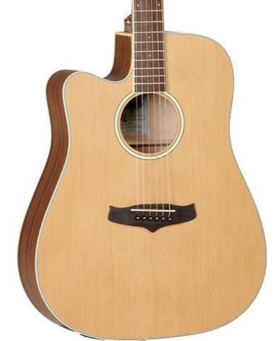 TANGLEWOOD TW10 WINTERLEAF DREADNOUGHT C/E LEFT HANDED