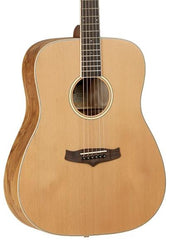 TANGLEWOOD TW11 - SOLID CEDAR TOP DREADNOUGHT