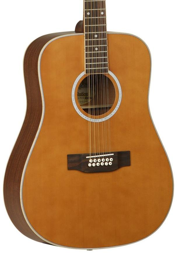 TANGLEWOOD TW28/12CSN - 12 STRING ACOUSTIC