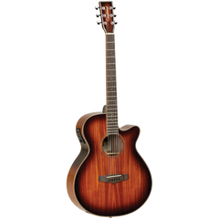 TANGLEWOOD TW4KOA WINTERLEAF WITH PICKUP