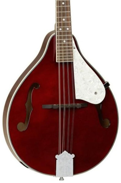 TANGLEWOOD TWMTWRP UNION MANDOLIN - WINE RED