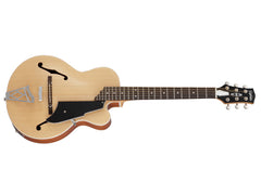 VOX GIULIETTA VGA-3PS ARCHTOP ACOUSTIC ELECTRIC - NATURAL
