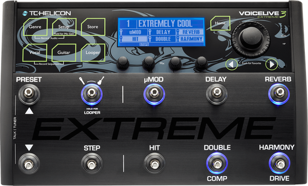 TC HELICON VOICELIVE 3 EXTREME - VOCAL MULTI-FX