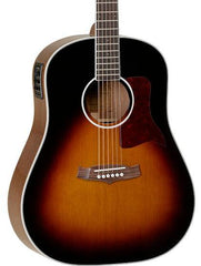 TANGLEWOOD X15SDTE DREADNOUGHT SUNBURST W/ CASE
