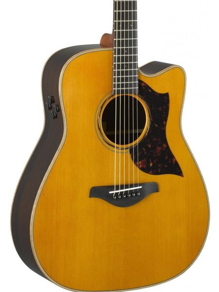 YAMAHA A3R ARE - DREADNOUGHT SOLID ROSEWOOD VINTAGE NATURAL